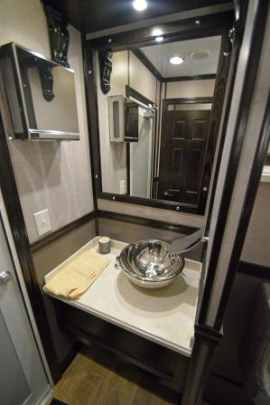 Portable Restroom Trailers WaterFall